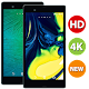 Samsung A20,A40,A60,A80 - 4k & Full HD Wallpapers Android apk