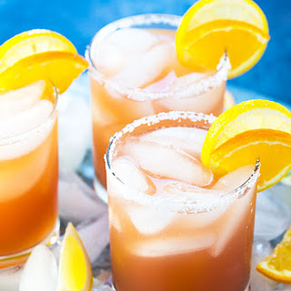 Tequila Punch Drinks Recipes.