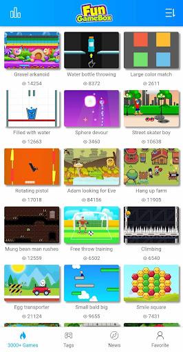 Fun GameBox 3000+ games in App 1.2.72 screenshots 1