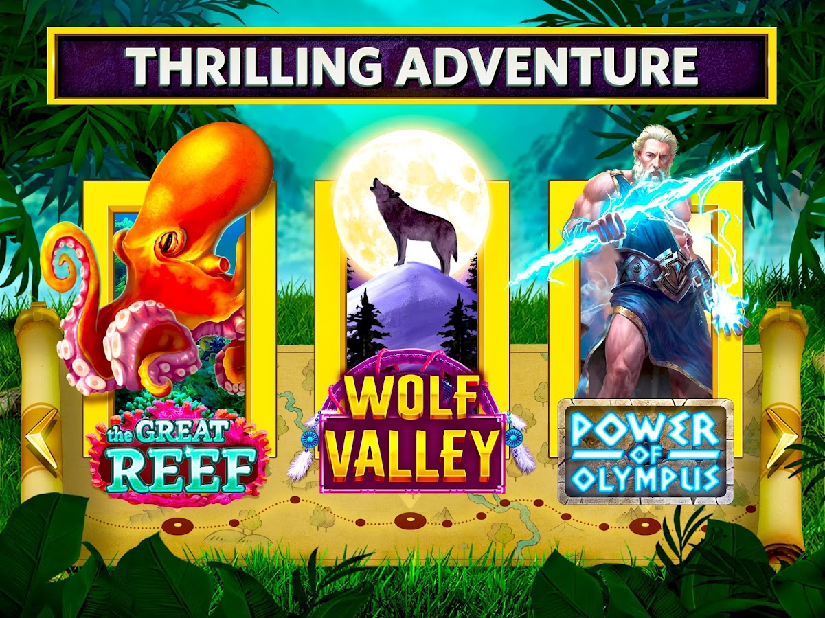 Nat Geo WILD Slots: Play Hot New Free Slot Machine- screenshot