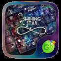 Shining Star GO Keyboard Theme icon
