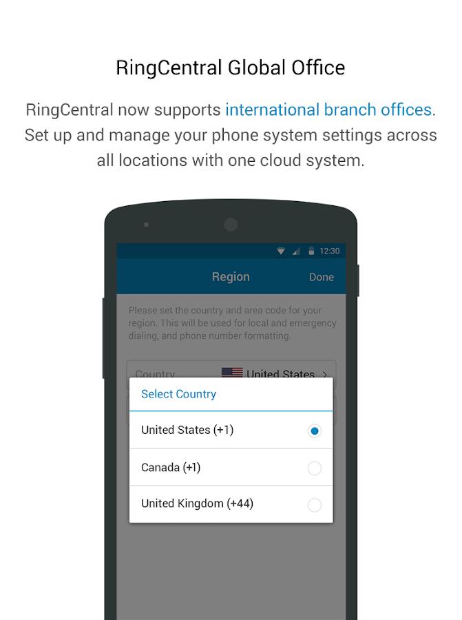 RingCentral- screenshot
