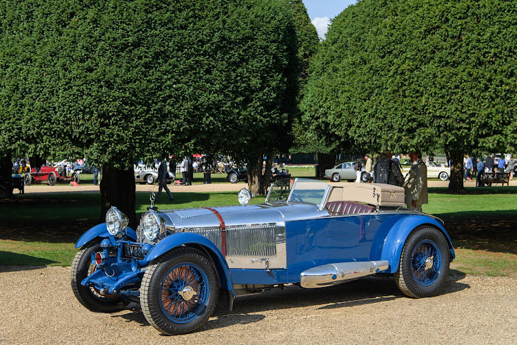 Concours of Elegance UK.