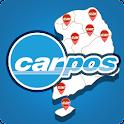 카포스프랜차이즈 위치정보 icon