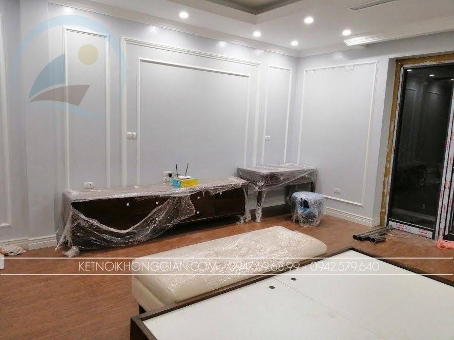 trang trí không gian phòng ngủ
