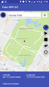 Fake GPS GO v4.0