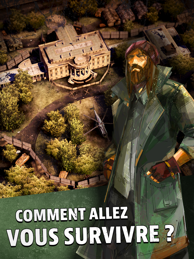 The Walking Dead: March To War – Capture d'écran