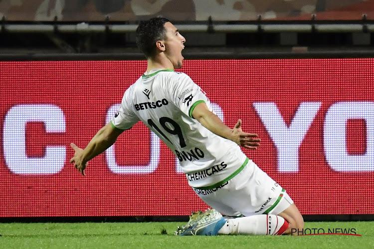 Gianni Bruno joue les trouble-fêtes, Charleroi gaspille de précieux points