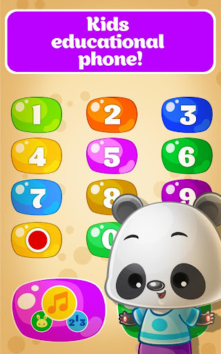 Baby Phone for Toddlers - Numbers, Animals, Music  screenshots EasyGameCheats.pro 1