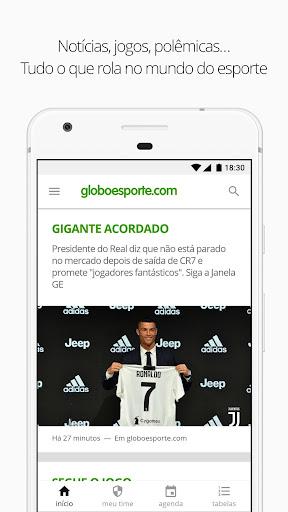 Globoesporte.com 4.39.0 screenshots 1