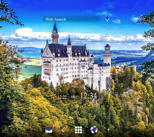 HD Neuschwanstein Castle Theme 1.0.0 Windows u7528 1