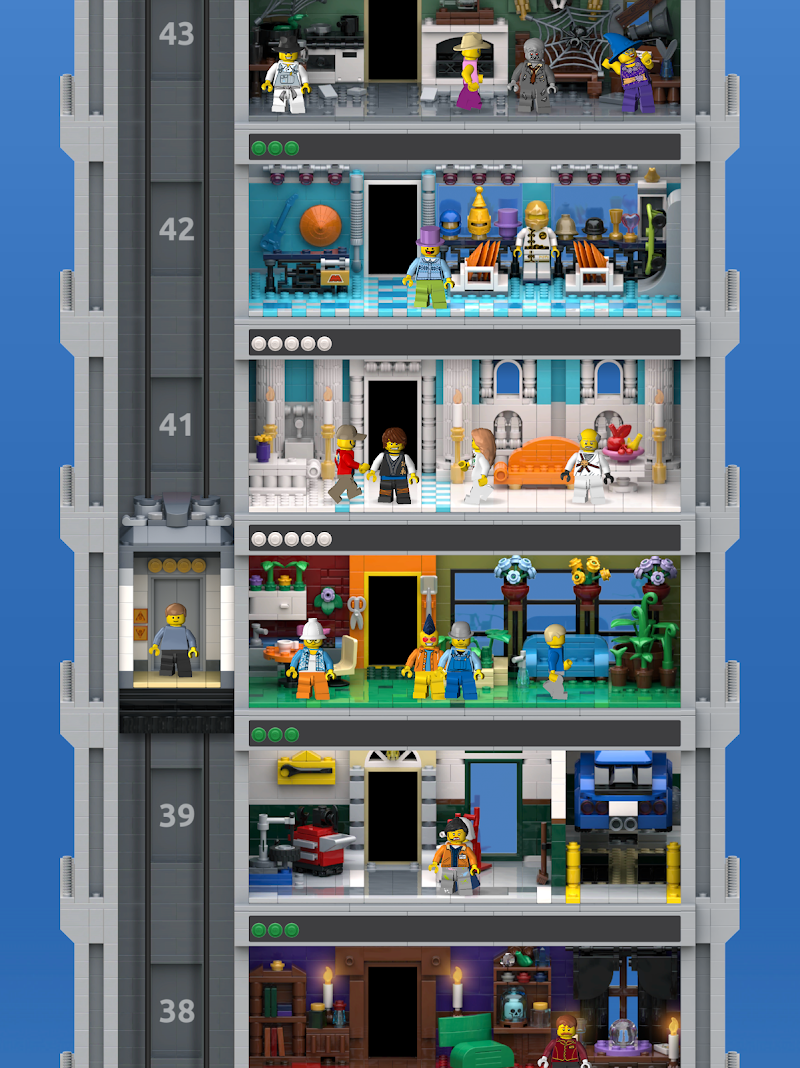LEGO® Tower Screenshot 11