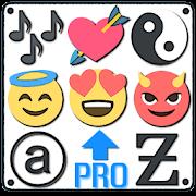 PRO Symbols, Nicknames, Letters, Text tools