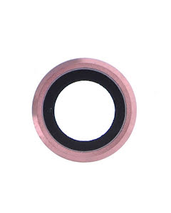 iPhone 6G/6S Camera Lens Rose