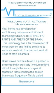 Vital Tones Hypertension- screenshot thumbnail