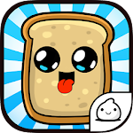 Toast Evolution - Idle Tycoon & Clicker Game Icon