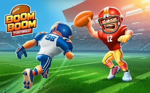 Boom Boom Football- screenshot thumbnail