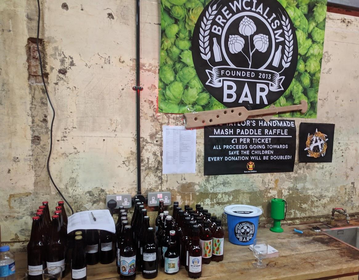 Brewcialism Bar