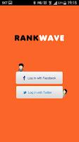 Screenshot of Rankwave