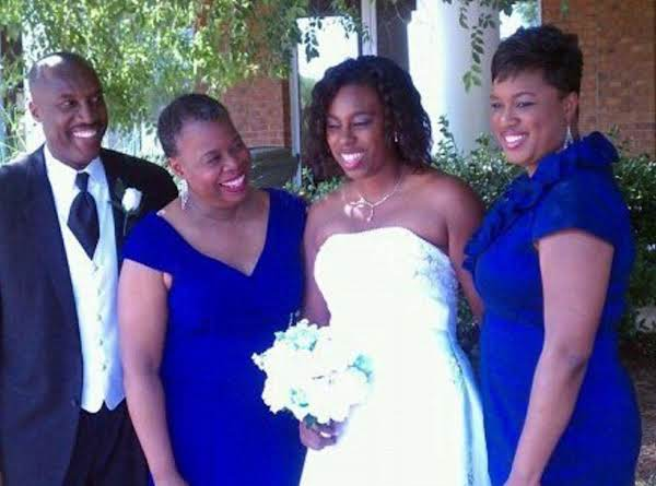 My Youngest Daughter's Wedding