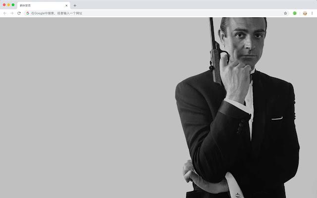 James Bond HD Wallpapers New Tab 007 Themes