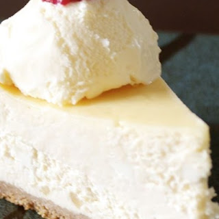 Chantal's New York Cheesecake