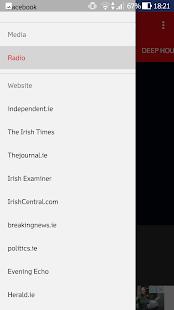 Ireland News and Radio - náhled