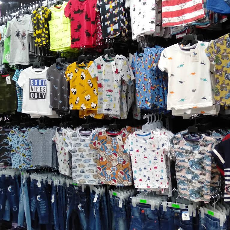 Pemborong Baju Kanak Kanak Kenanga Wholesale