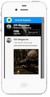 Airsoft Magazine España- screenshot thumbnail