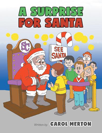 A Surprise For Santa cover