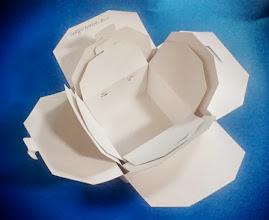 Photo: Diversas embalagens para hamburguers e outros alimentos para Delivery