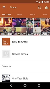Grace Assembly of God- screenshot thumbnail