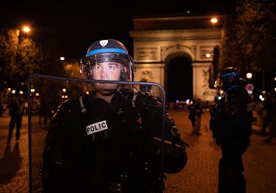 Violences et dégradations à Paris après la défaite du PSG : 151 personnes placées en garde à vue