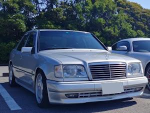 Eクラス セダン  W124 E280のカスタム事例画像 たぁくんさんの2020年01月21日00:59の投稿