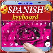 Friends Spanish Keyboard