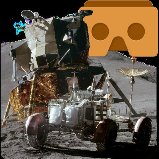Apollo 15 Moon Landing VR 教育 App LOGO-硬是要APP
