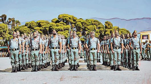 ¿Qué ha hecho la Legión por Almería?