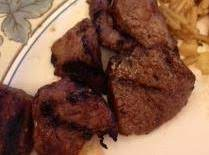 Soda-pop Steak Tips Recipe