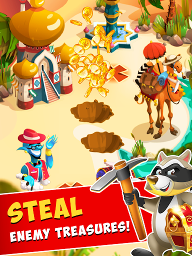Coin Boom: build your island & become coin master! screenshots 2