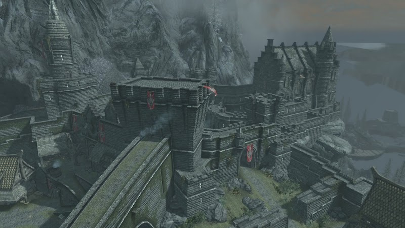 Castle Dour in Skyrim