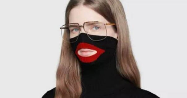 A Gucci balaclava jacket has been pulled from shelves after people compared it to blackface.
