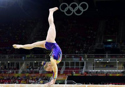 Drievoudige olympiër Gaëlle Mys zet punt achter haar professionele turncarrière