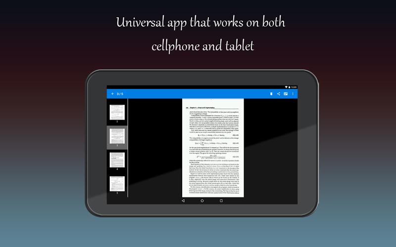 Fast Scanner : Free PDF Scan Screenshot 14