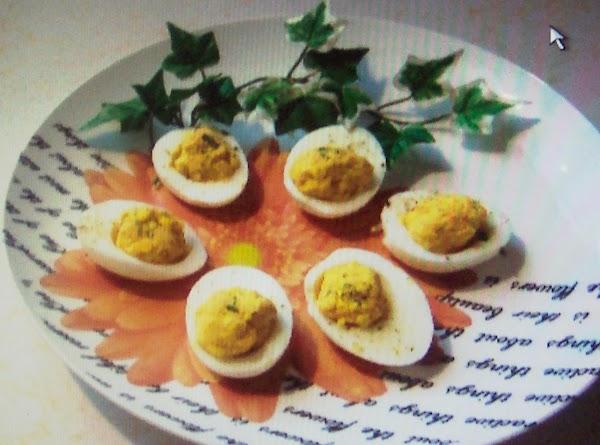 Deviled Eggs.. Devilry  Delicious Balls Recipe