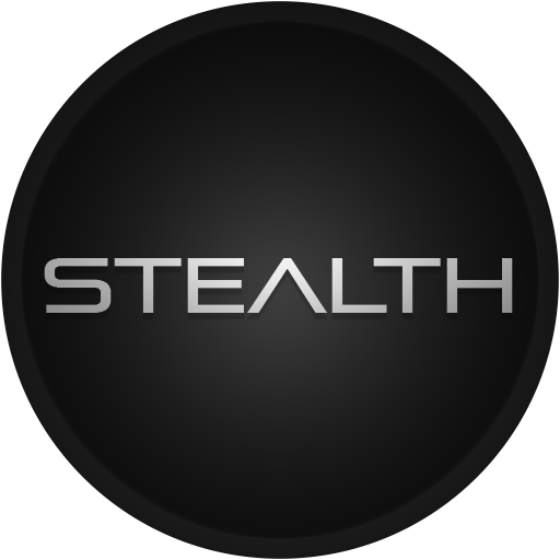 Stealth - Icon Pack 個人化 App LOGO-APP試玩