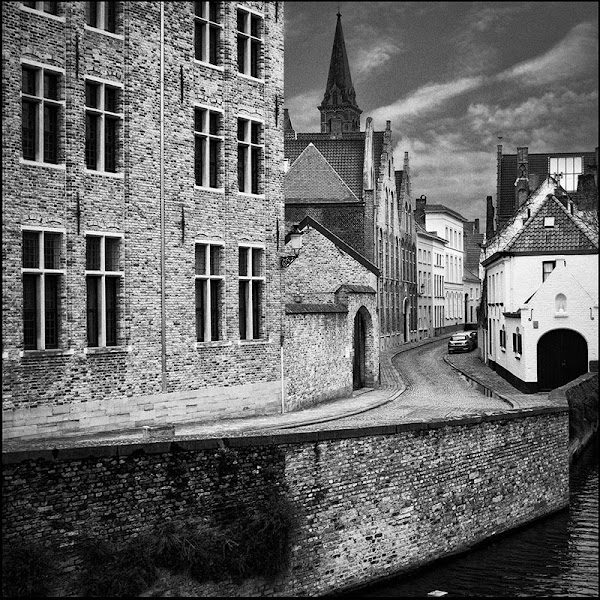Photo: Belgium, Brugge. Photography © Jarek Łukaszewicz – All Rights Reserved