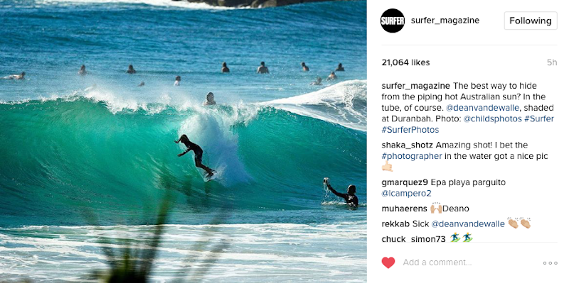 Hurley Youth OZ trip on STAB magazine and Surfline