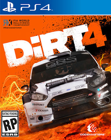 Dirt 4 box art