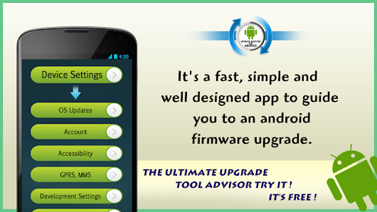 Upgrade Your Android™ Device - Android Apps on Google Play