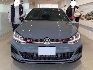 ゴルフ7 GTIのカスタム事例画像 nobu TCRさんの2020年01月26日17:27の投稿